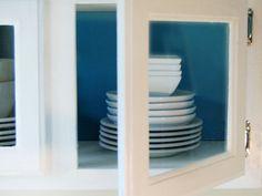 Cabinet Door-Glass inserts