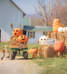 """Enchanted-vine arms and legs made of realistically detailed foam over bendable metal so scary pumpkin decorators can """"branch out"""" Pumpkin Vine, Scary Pumpkin, Diy Pumpkin, Halloween Costumes For Kids, Halloween Decorations, Halloween Crafts, Pumpkin Display, Charitable Donations, Fall Projects"""