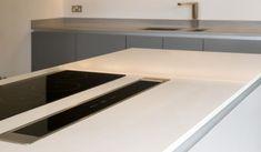 Quartz   Henderstone Open Plan Kitchen Living Room, Kitchen Worktops, Sink, Quartz, Stuff To Buy, Home Decor, Sink Tops, Homemade Home Decor, Vessel Sink