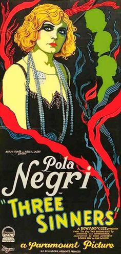 THOUGHT PATTERNS: Vintage movie posters