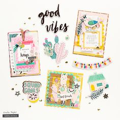 Crate Paper | Cards with Good Vibes