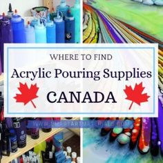 Acrylic Pouring Medium - TOP Brands in 2020 – Smart Art Materials Acrylic Pouring Techniques, Acrylic Pouring Art, Acrylic Art, Pour Painting, Painting Tips, Stencil Diy, Stencils, Top Paintings, Acrylic Painting For Beginners