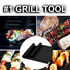 🔥#1 Grill Tool! 🔥 Link in bio! 👆 🚦📲Message to get 50% off! ✨Heavy Duty Non-Stick Reusable BBQ Grill Mat ✨ 🌏Reusable 🌏100% Non-Stick  This cooking mat sits right over your grill grates preventing your food from falling through the cracks!  You can grill small and delicate foodthat you never thought on this BBQ grill mat, such as fish, shrimp, vegetables, even bacon, and eggs!  Heavy Duty Non-Stick Reusable BBQ Grill Mat as seen on tv works with all kinds of barbecue grill *Also used… Barbecue Grill, Grilling, Grill Grates, Kitchen Sale, Shrimp, Bacon, Delicate, Eggs, Beef