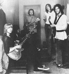 Fleetwood Mac (original group with Peter and Danny)