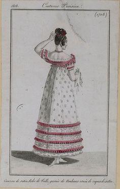 1818 costume parisien