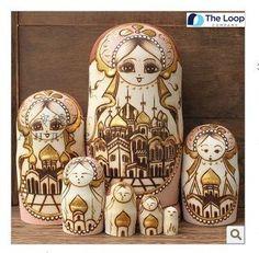7pcs Wooden Wooden Russian Nesting Doll Toy Russian Doll Wishing Dolls Handmade skyworld http://smile.amazon.com/dp/B00BO5IH14/ref=cm_sw_r_pi_dp_HS0tvb143JZZ3