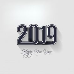 Happy new year 2019 and mery christmas chinese new year PNG and Vector Happy New Year 2018, New Year Wishes, Pig Png, Chinese New Year, Vector Free, Christmas, Draw, Greeting Cards, Chinese New Years