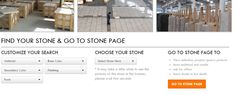 Check this unique feature of the website. Find your favorite Turkish stone Now.   www.inspectstone.com