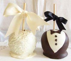 10 delicados pop cakes para bodas que te dará pena comer - El Gran Chef