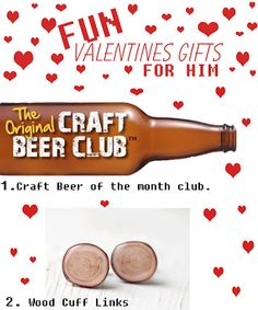 Fun V-day Gifts FOR HIM