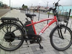 Bicicleta Elétrica Vex VX 350w