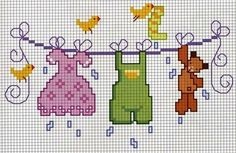 Thrilling Designing Your Own Cross Stitch Embroidery Patterns Ideas. Exhilarating Designing Your Own Cross Stitch Embroidery Patterns Ideas. Baby Cross Stitch Patterns, Cross Stitch Baby, Cross Stitch Designs, Beaded Embroidery, Cross Stitch Embroidery, Embroidery Patterns, Baby Motiv, Cross Stitch Quotes, Embroidery Techniques