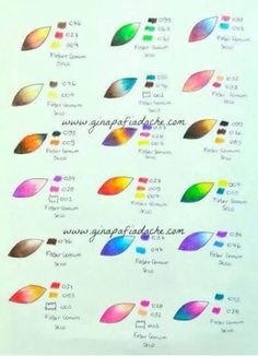 〖Enchanted Forest, Secret Garden color of lead〗 gradient fill tutorials Tutorials