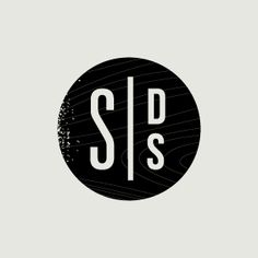 Best Surplus Design Studio Owl 2 images on Designspiration Monogram Logo, Initials Logo, Typography Logo, Graphic Design Typography, Lettering, Studio Logo, Branding And Packaging, Branding Design, Logo Branding