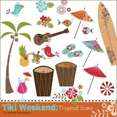 Tiki Weekend: Tropical Icons