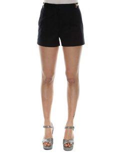 MICHAEL MICHAEL KORS Michael Michael Kors High Waisted Shorts. #michaelmichaelkors #cloth #https: