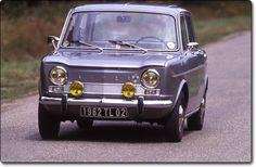 Simca 1000 1962.