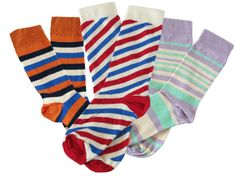 Stripe Sock Pack