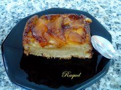 Mi Diversión en la cocina: Tarta de Manzanas Caramelizadas