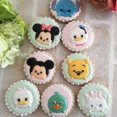 cute tsum tsum cookies