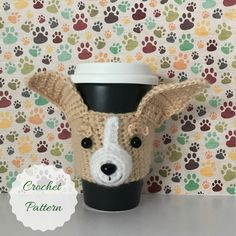 This is my interpretation of a Crochet Chihuahua dog. I look at a photo of the dog breed and recreate it in yarn. Once I feel I have mastered the breed I make it into a Chihuahua crochet pattern so you can make it as well. You will never have so much fun crocheting! Don't worry you do not need