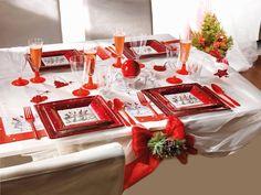 Te compartimos 9 Ideas para que tu comedor luzca hermoso en tu cena navideña. Santa Margarita, Decoration Table, Gift Wrapping, Gifts, Home Decor, Ideas, Christmas Dinners, Decorative Accents, Dining Room