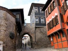 Plovdiv - The old city Bulgaria