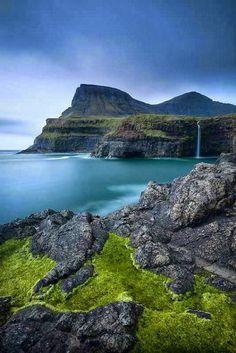 kheil Abueza: Google+ - Faroe Island