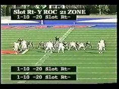 Coach Berry's Offensive Line Drill Tape Part 2