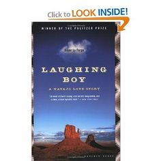 Laughing Boy: A Navajo Love Story by Oliver La Farge, 1915. While dated in many ways, the prose is often lyrical. (College)