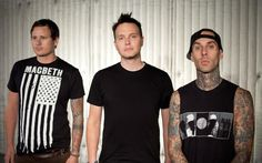 Blink 182's Travis Barker and Mark Hoppus says yes, but the guitarist says no. The future is murky for one of 5 Seconds of Summer's favourite bands.