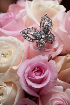 My bouquet jewelery