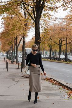 The $70 Zara Skirt Everyone is Wearing