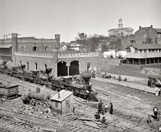 Battle of Nashville in 1864