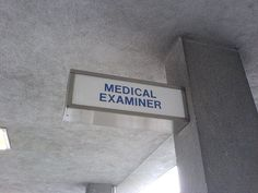Differences Between a Coroner and a Medical Examiner