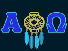 Alpha Phi Omega Dreamcatcher letters Alpha Phi Omega, Dream Catcher, Fun Stuff, Greek, Letters, Fun Things, Dreamcatchers, Letter, Lettering