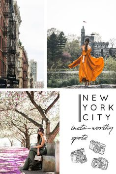 Sunday Spotlight :: NYC Best Instagrammable Spots - Wendy's LookbookWendy's Lookbook