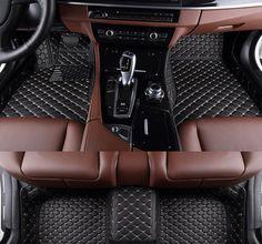 AA Custom Special Floor Mats For BMW 1 3 5 7 Series GT F10 F11 F15 F20 F25 F30 F34 E90 X4 X5 X6 Carpet Carmat