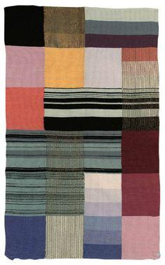 Otti Berger tapestry.
