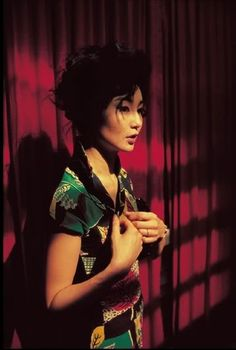 Wong Kar-Wai - In the Mood for Love #movies #film #cinematography