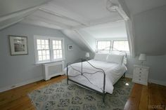 My bedroom from when I was a kid, back on the market. Wow, looks great!