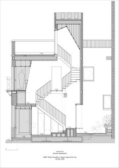 Contemporary Architecture, Architecture Details, Bubble Diagram, Section Drawing, Keep The Lights On, Small Study, Architectural Section, Ideal Tools, Photo Essay