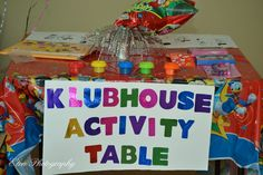 Mickey and Minnie Birthday Party Ideas | Photo 1 of 14 | Catch My Party