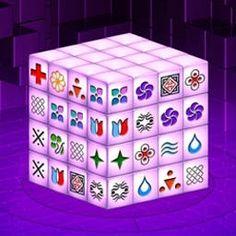 Mahjongg Dark Dimensions - Mahjongg Dark Dimensions est un jeu de mah-jong en 3D proposant de nombreuses fonctionnalités et casse-tête inédits! - logo