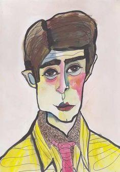 Karen Hickey, Kildare, Ireland Sharpie Markers, Paint Markers, African Girl, Irish Art, Chalk Pastels, Artist Names, Life Drawing, Lovers Art, Online Art