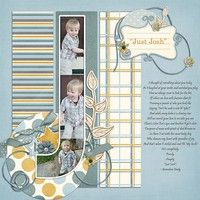 A Project by jas7797 from our Scrapbooking Gallery originally submitted 04/23/11 at 04:57 PM