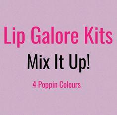 Matte Lips It's A Vibe!  September 2017 💄💄💄💄