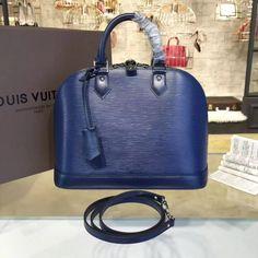 Louis Vuitton Alma PM Epi Leather M40620 #AlmaPM