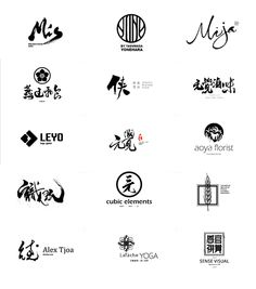 Logo design 2 Branding Visual Identity on Behance