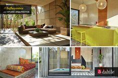 Uno de los increíbles proyectos de Studio Arquitectos es Casa T. Sus espacios, ambientes, texturas y colores reflejan fielmente su visión: construir sueños creando espacios.